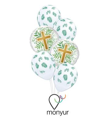 Sacrament Balloon Bouquet