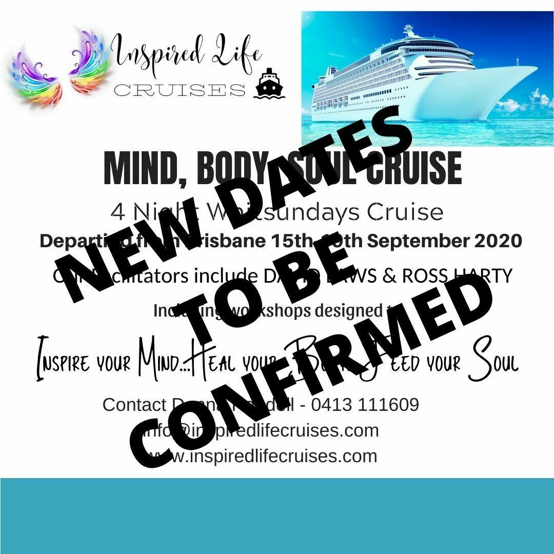 Mind, Body, Soul Cruise