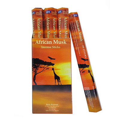 African Musk Incense