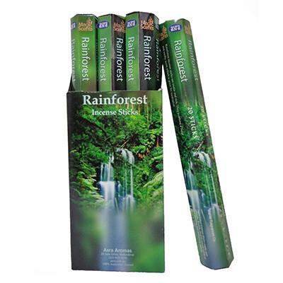 Rainforest Incense