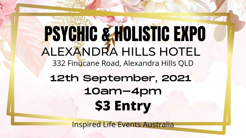 Psychic & Holistic Expo - Alexandra Hills Hotel