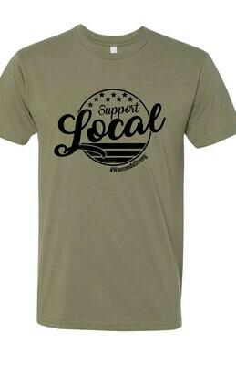 SL Circle Design T-shirt