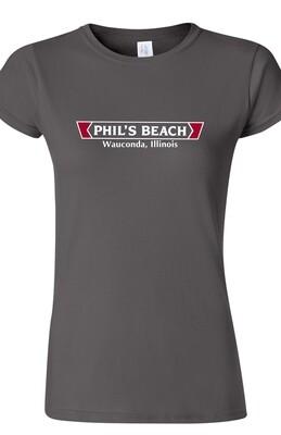 Phil's Beach Women's T-shirt
