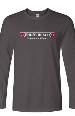 Phil's Beach Long Sleeve T-shirt
