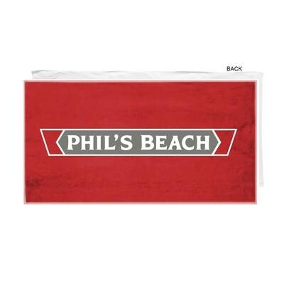 Phil's Beach Towel