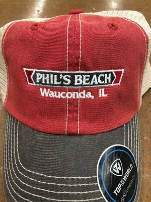 Phil's Beach Baseball Cap