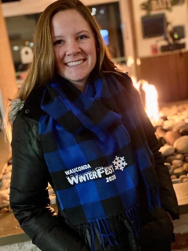 WinterFest Inaugural 2020 Scarf