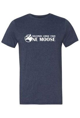 One Moose Men's T-shirt