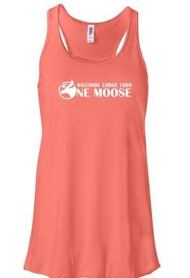 One Moose Women's Tank