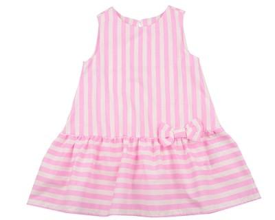 Платье (98-122см) UD 6344(1)розов.полос