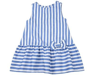 Платье (98-122см) UD 6344(3)син.полос