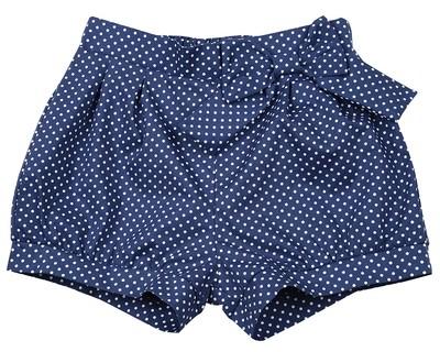 Шорты для девочки (98-122см) UD 6400(1)синий