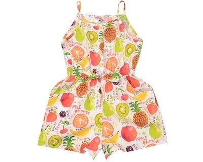 Платье (комбинезон) (98-122см) UD 6416(1)фруктовый рай