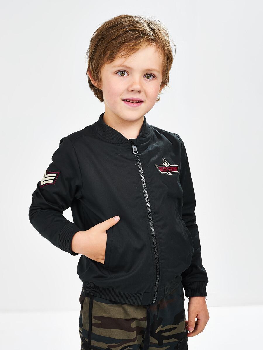 Куртка (98-116см) UD 4813(3)черный