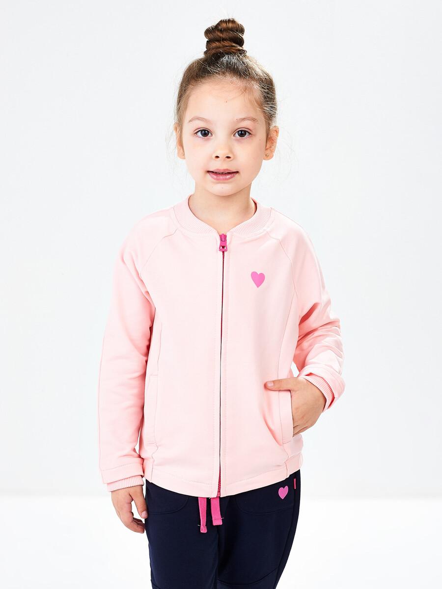 Куртка (98-122см) UD 6723(1)св.розовый