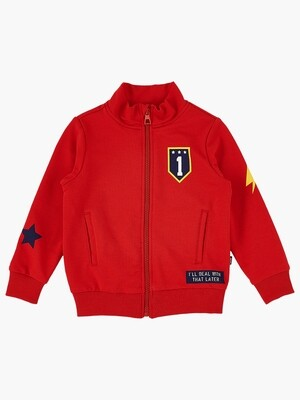 Куртка (98-122см) UD 6684(1)красный