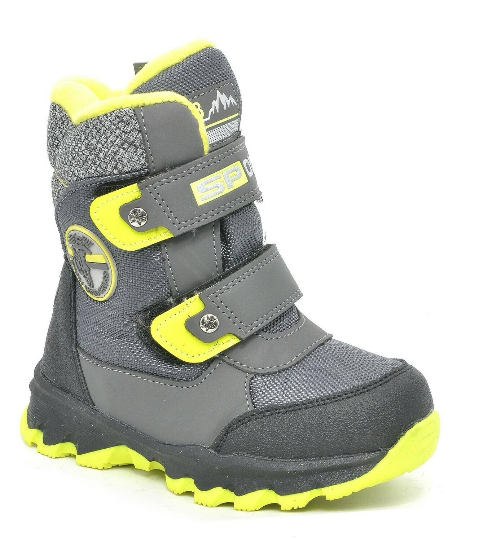 M11-2-C  Тотошка Ботинки зимние оптом, размеры 27-32