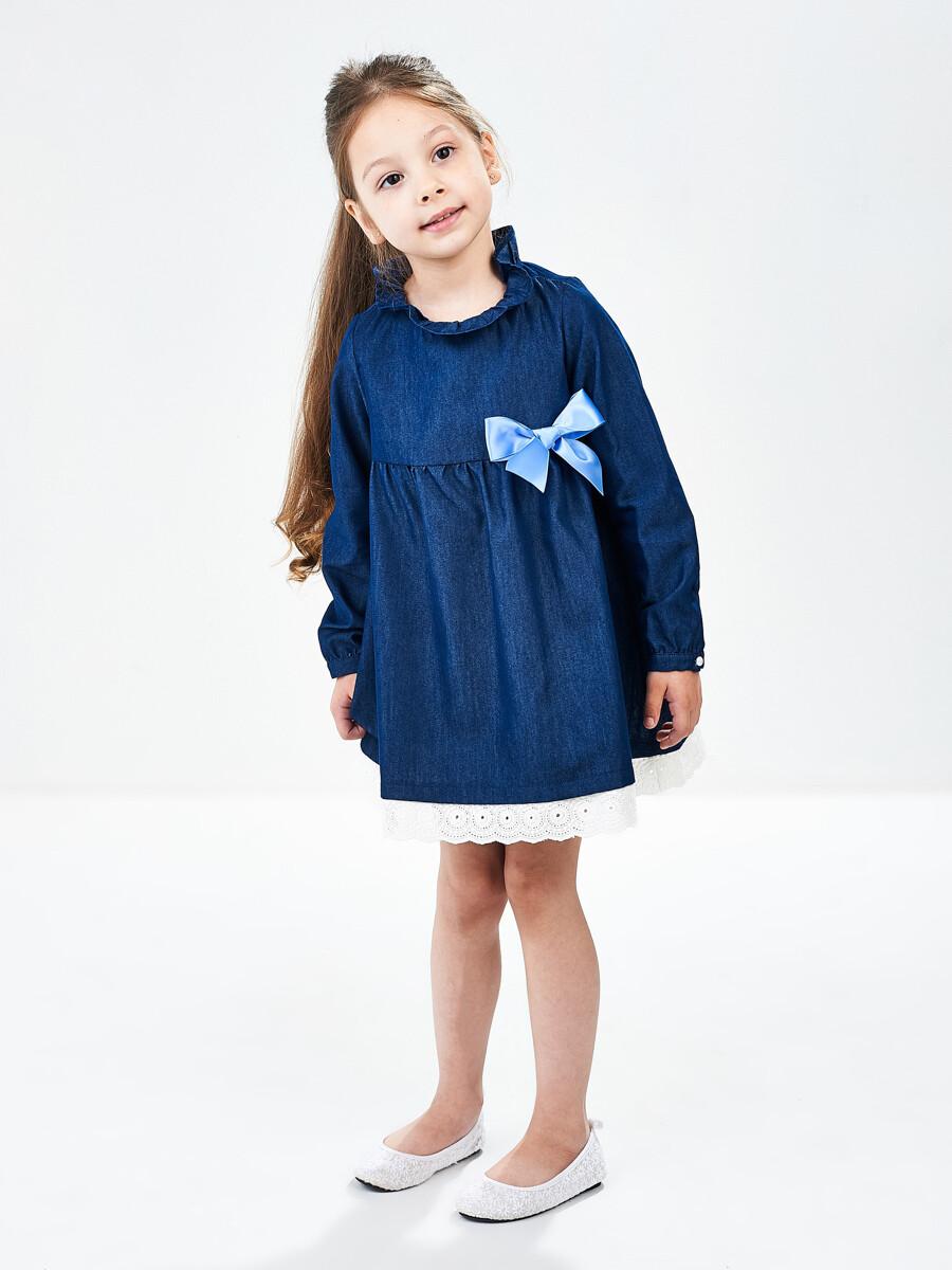 UD 3849(1)джинс  Mini Maxi Платье (92-116см)