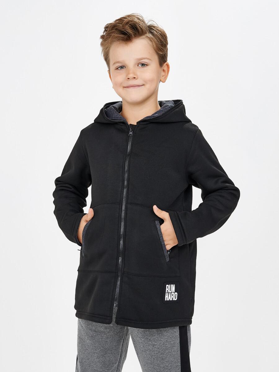 Куртка (122-146см) UD 6799(1)черный