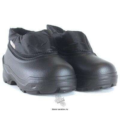 570-05 Галоши Дюна оптом, черный, размеры 27-33