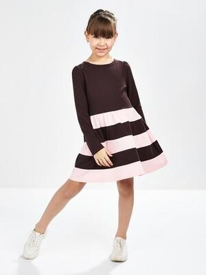 Платье (98-122см) UD 0880(4)розовый