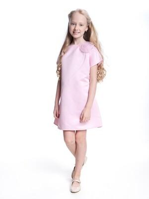 Платье (122-146см) UD 6180(2)розовый