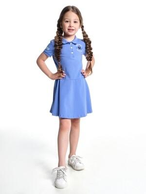 Платье (98-122см) UD 6848(1)синий