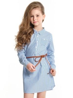 Платье (122-146см) UD 6356(1)полоска