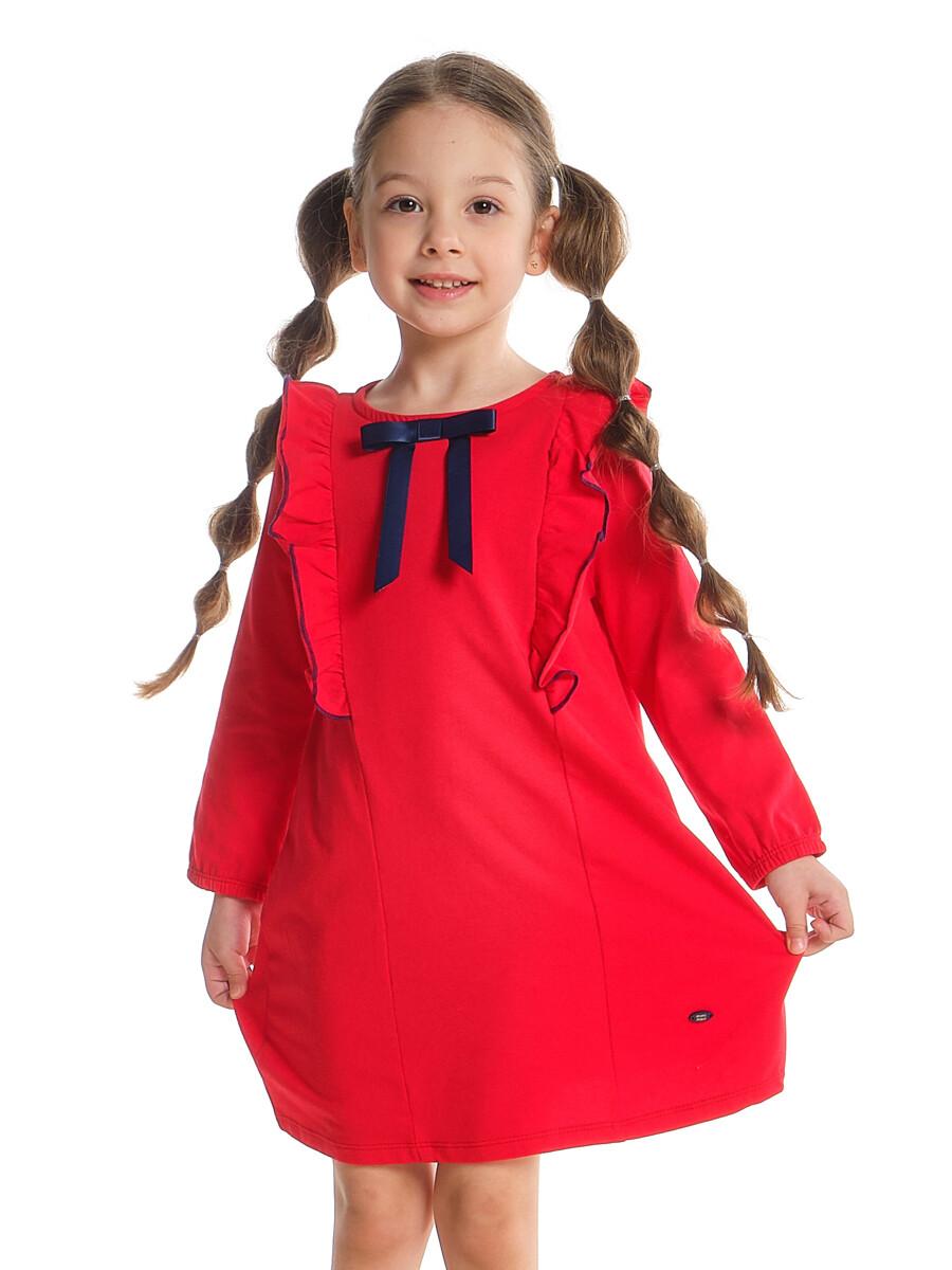 UD 4207(1)красный  Mini Maxi Платье (98-122см)