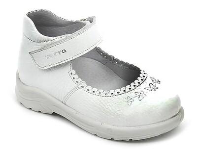 0227-03 (белый) ТОТТА Туфли открытые оптом, размеры 23-26