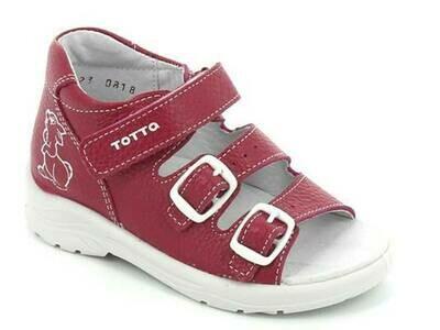 1142-КП-7 ТОТТА Туфли открытые оптом, размеры 27-31