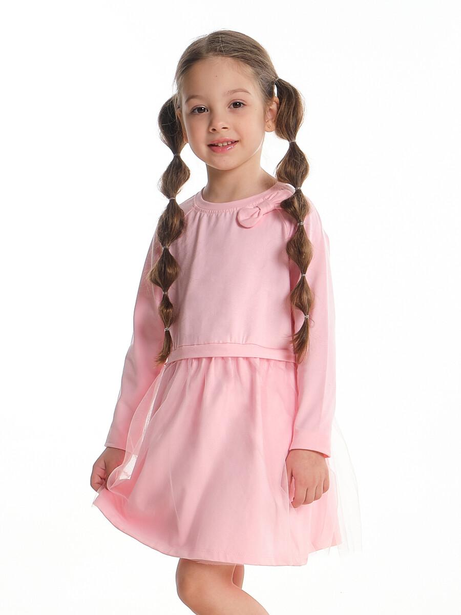 UD 2711(2)розовый  Mini Maxi Платье (92-116см)