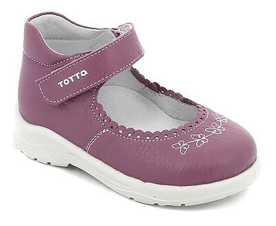 0227/1-06 (сирень) ТОТТА Туфли открытые оптом, размеры 27-30