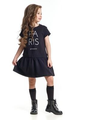 Платье (98-122см) UD 6406(1)черный