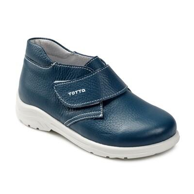 2439/1 (джинс)  ТОТТА Ботинки оптом, размеры 27-31