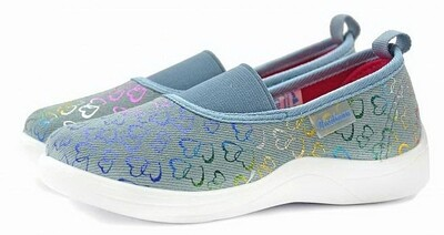 231078-01 Туфли текстильные Nordman Stars, размеры 27-31