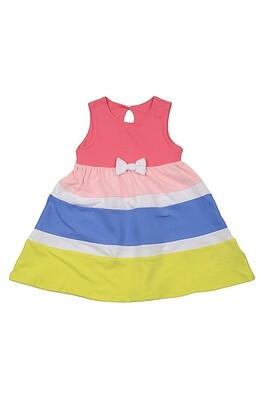 Платье (98-122см) UD 3178 цветное