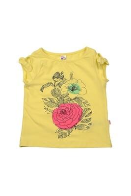 Футболка Роза (92-116см) UD 3539(2)св.желт