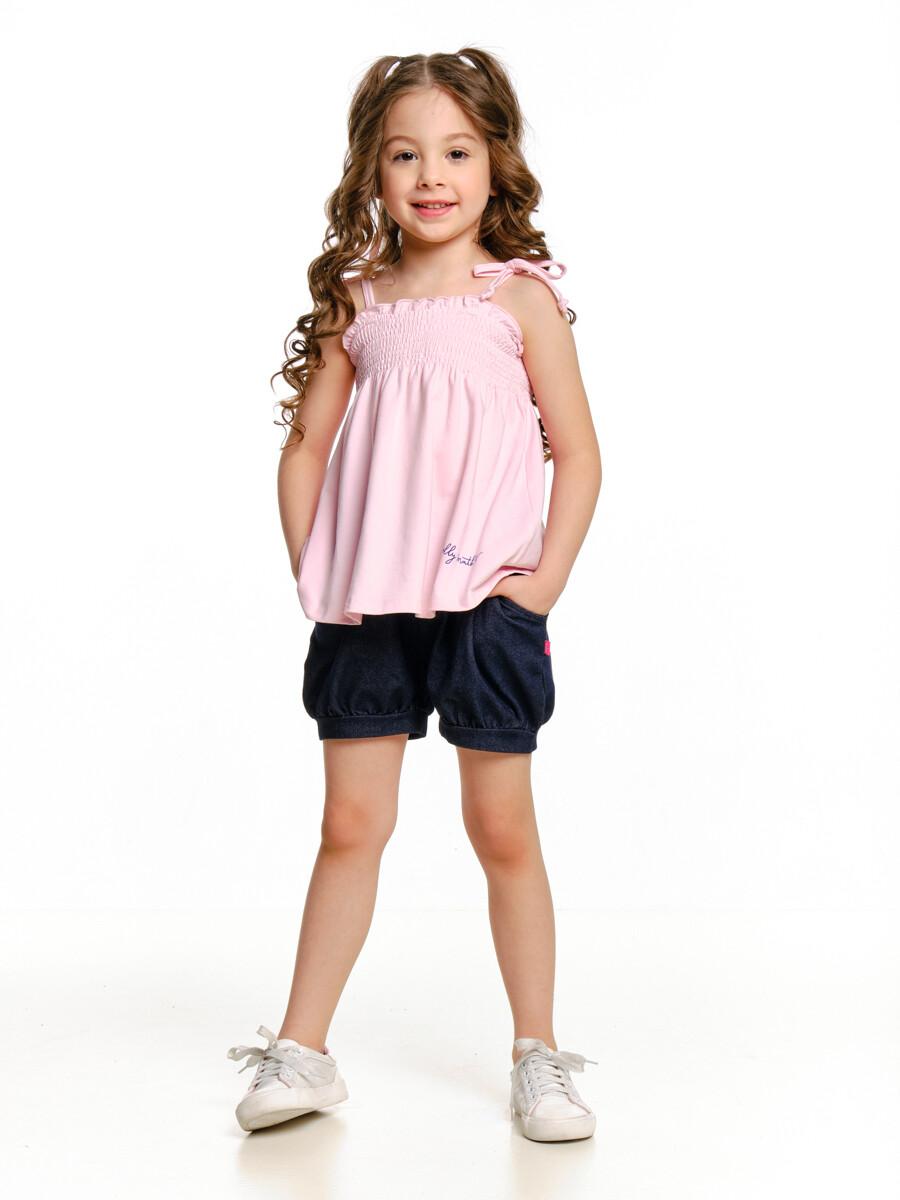 Комплект для девочки (92-116см) UD 0816/0817(2)розовый