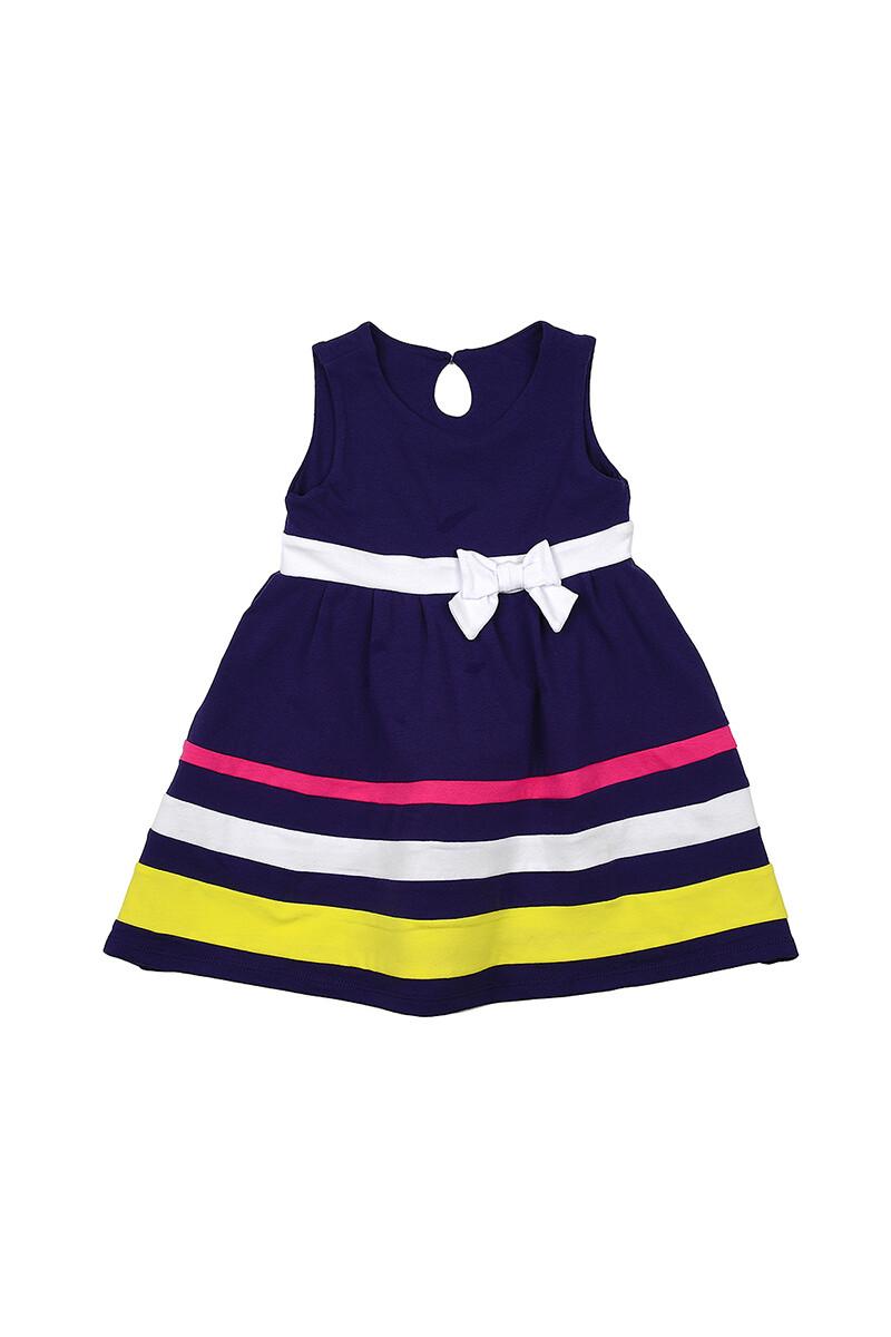 Платье (92-116см) UD 2988(2)синий