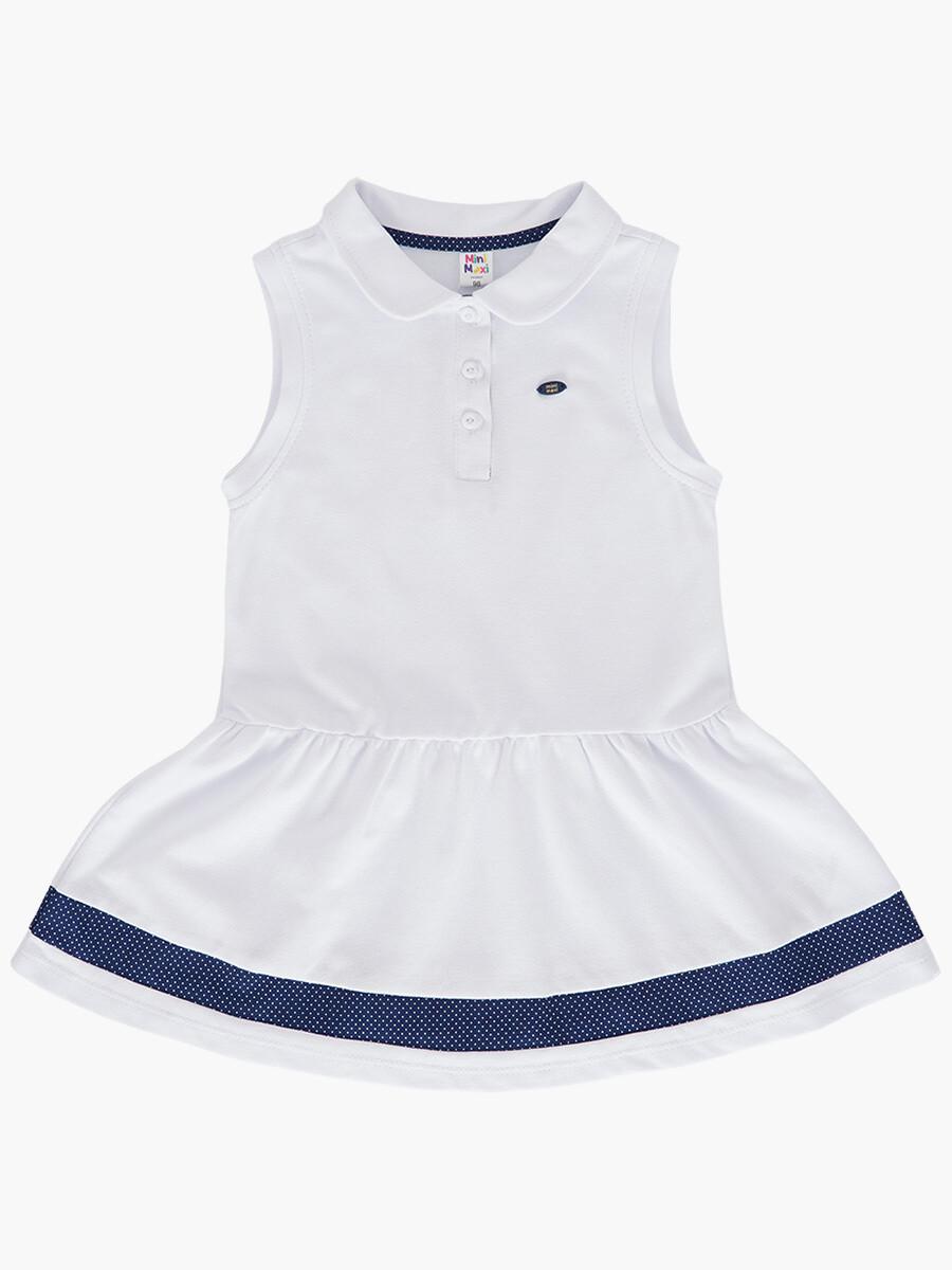 Платье (98-122см) UD 7119(1)белый