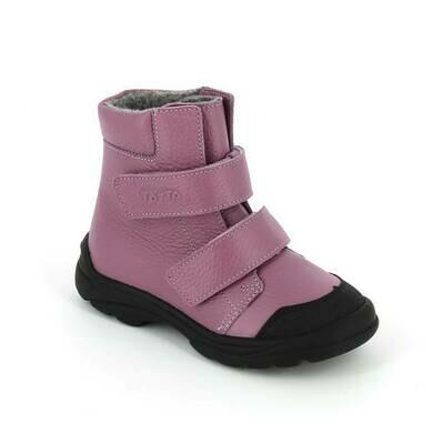 338-БП-01 (сирень) ТОТТА Ботинки оптом, размеры 26-30
