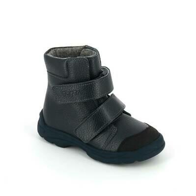 338-БП-02 (синий) ТОТТА Ботинки оптом, размеры 26-30