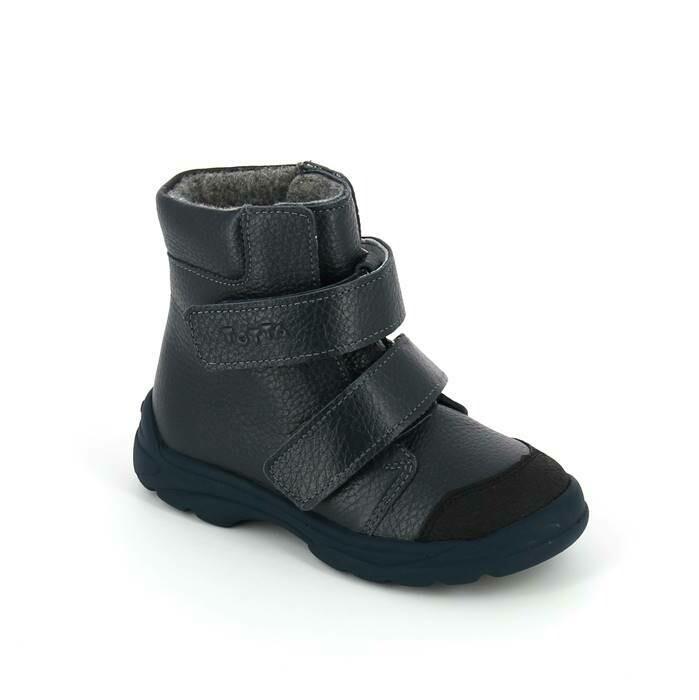 3381-БП-01 (синий) ТОТТА Ботинки оптом, размер 23-25
