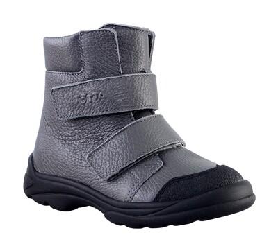 338-БП-03 (серый) ТОТТА Ботинки оптом, размеры 26-30