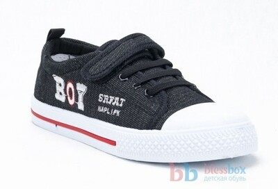 BX50745 B BlessBox Кеды оптом, размеры 31-36