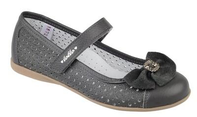 30000/2-КП-03 (серый) ТОТТА Туфли оптом, размеры 37-38