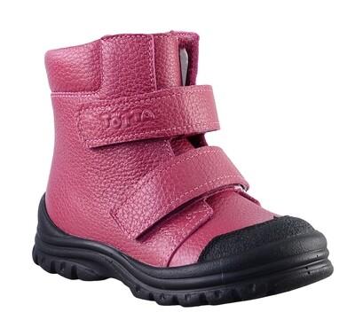 3381-БП-03 (фуксия) ТОТТА Ботинки на байке, размер 23-25