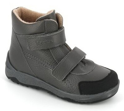 2458-БП-03 (серый) ТОТТА Ботинки оптом, размеры 27-30