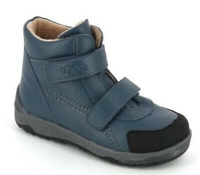 2458-БП-02 (джинс) ТОТТА Ботинки оптом, размеры 27-30